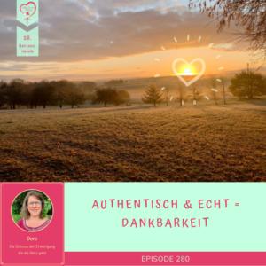 authentisch und echt
